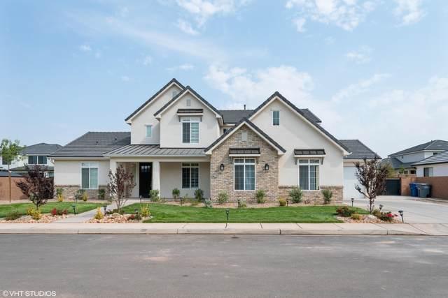 413 E Janice Ct, Washington, UT 84780 (MLS #20-216319) :: The Real Estate Collective