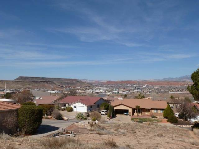 Lot 27 Paintbrush, St George, UT 84790 (MLS #20-216341) :: Kirkland Real Estate | Red Rock Real Estate