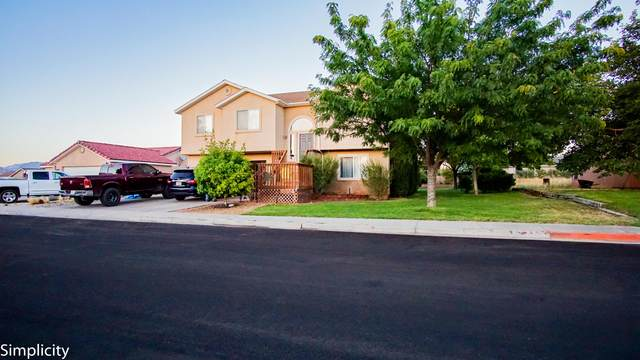 346 N 3460 W, Hurricane, UT 84737 (MLS #20-216425) :: Langston-Shaw Realty Group