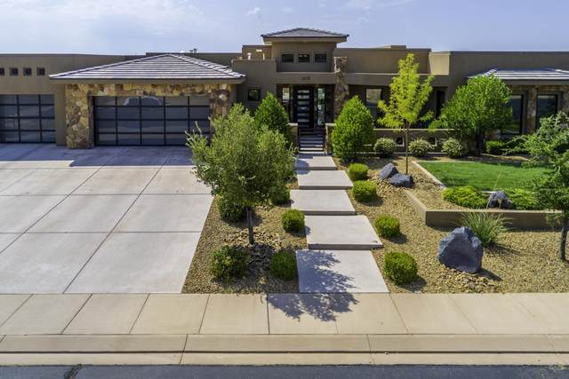 2215 W Luna Cir, St George, UT 84770 (MLS #20-216426) :: The Real Estate Collective