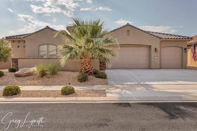 1425 W Songbird Dr, St George, UT 84790 (MLS #20-216440) :: Langston-Shaw Realty Group