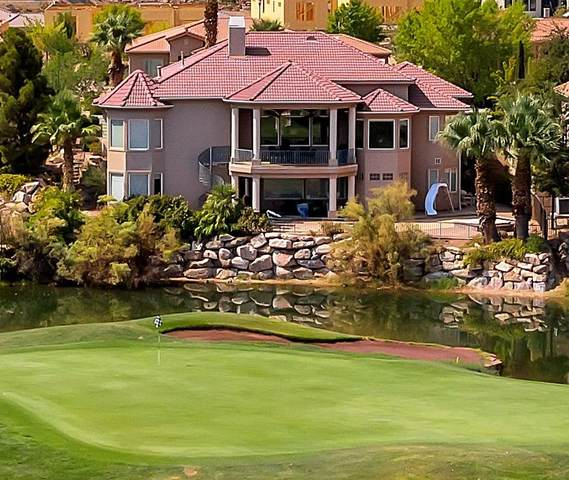 2770 W Canyon Ridge Cir, St George, UT 84770 (MLS #20-216466) :: Staheli Real Estate Group LLC