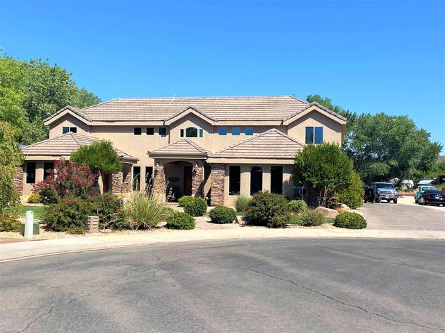 292 S 1040 W, Hurricane, UT 84737 (MLS #20-216475) :: The Real Estate Collective