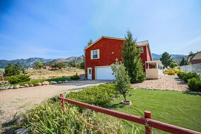 837 W Main St, Pine Valley, UT 84781 (MLS #20-216495) :: John Hook Team