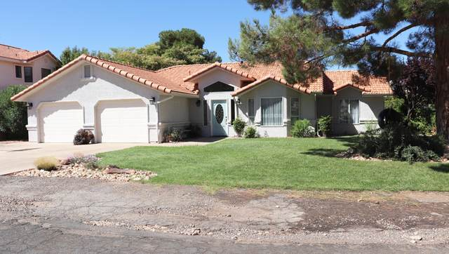 1872 Three Mary's Place, St George, UT 84790 (MLS #20-216546) :: Langston-Shaw Realty Group