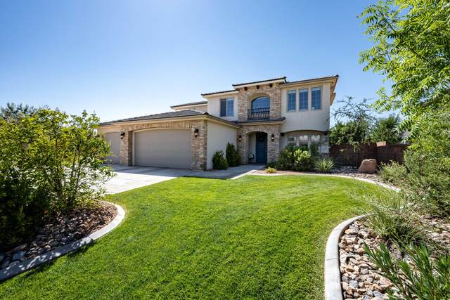 2906 E 3110 S, St George, UT 84790 (MLS #20-216551) :: Red Stone Realty Team