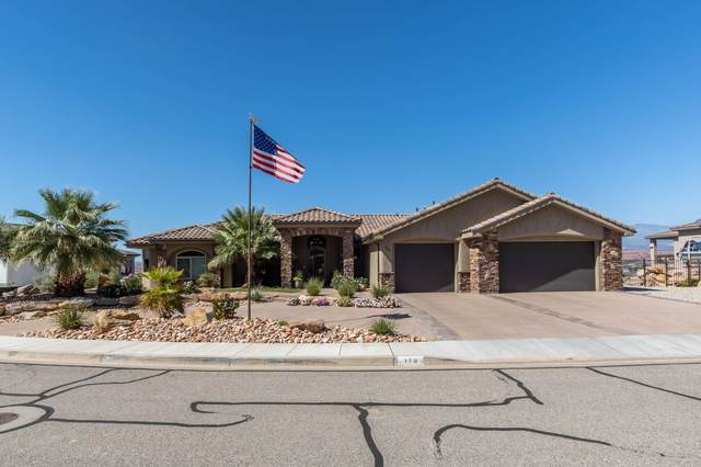 170 W Dolce, St George, UT 84770 (MLS #20-216601) :: Staheli Real Estate Group LLC