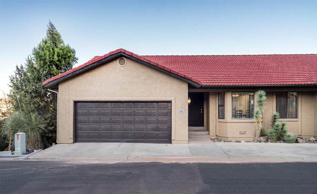 161 W 950 S #H1, St George, UT 84770 (MLS #20-216616) :: Diamond Group