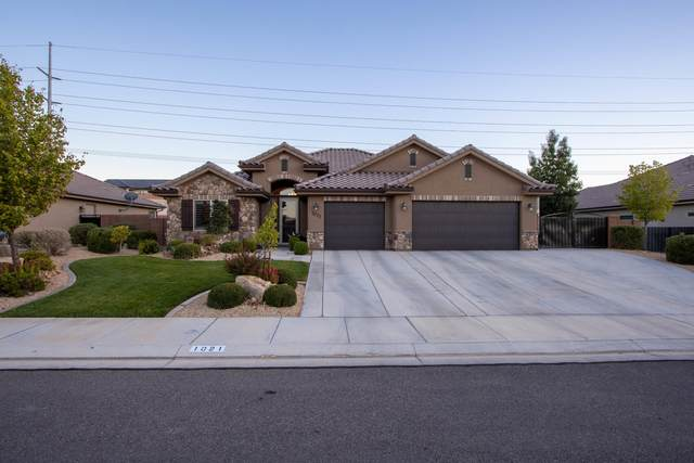 1021 W 4100 S, St George, UT 84770 (MLS #20-216642) :: Kirkland Real Estate | Red Rock Real Estate