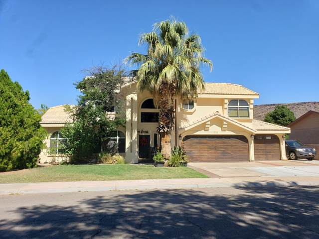 1702 W Green Valley Ln, St George, UT 84770 (MLS #20-216649) :: Langston-Shaw Realty Group
