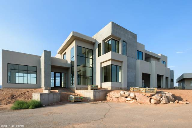 405 E Nichols Peak Rd, Washington, UT 84780 (MLS #20-216660) :: Team SURGE @ KW St. George