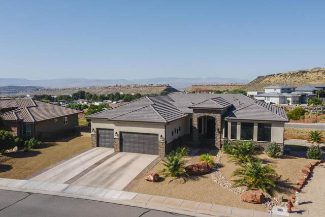1950 E Colorado Dr, St George, UT 84770 (MLS #20-216688) :: Langston-Shaw Realty Group