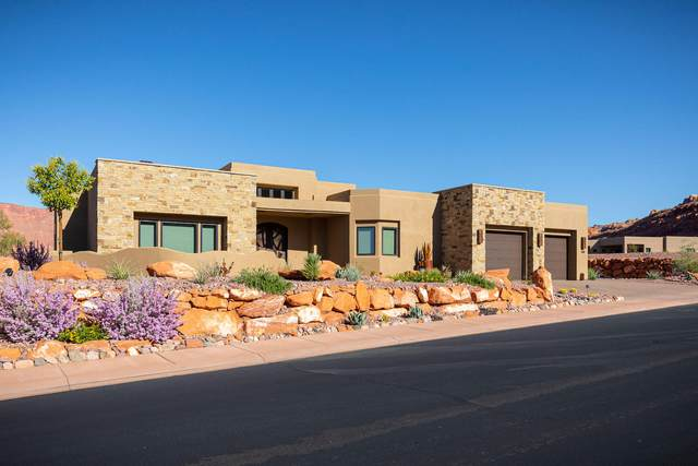 3052 N Snow Canyon Parkway #138, St George, UT 84770 (MLS #20-216704) :: Selldixie