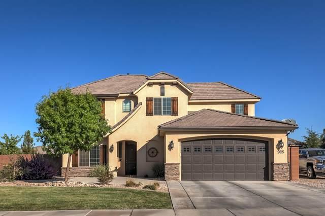 2815 E Carmine Dr, St George, UT 84790 (MLS #20-216708) :: Staheli Real Estate Group LLC