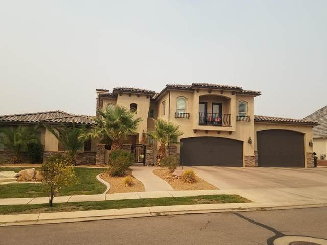 2723 3710 S, St George, UT 84790 (MLS #20-216753) :: Team SURGE @ KW St. George
