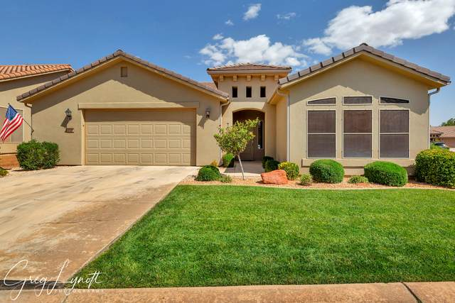 4709 S Medallion, St George, UT 84790 (MLS #20-216756) :: Langston-Shaw Realty Group