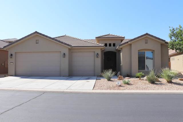 1859 W Carmel Bluffs Dr, St George, UT 84790 (MLS #20-216795) :: Langston-Shaw Realty Group