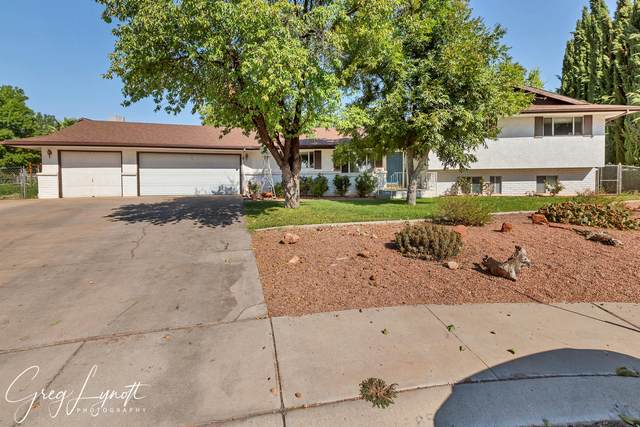 1565 El Vista Cir, Santa Clara, UT 84765 (MLS #20-216806) :: Team SURGE @ KW St. George