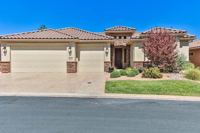 1532 W Songbird Dr, St George, UT 84790 (MLS #20-216866) :: Langston-Shaw Realty Group