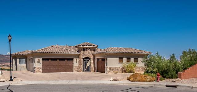 2389 S 690 Cir W, St George, UT 84790 (MLS #20-216875) :: Diamond Group