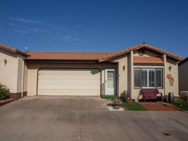 1331 N Dixie Downs Rd #114, St George, UT 84770 (MLS #20-216920) :: Langston-Shaw Realty Group