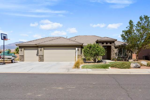 4064 W 2700 S, Hurricane, UT 84737 (MLS #20-216924) :: Red Stone Realty Team