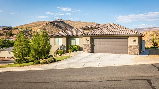 281 Glen Canyon St, Toquerville, UT 84774 (MLS #20-216951) :: Team SURGE @ KW St. George