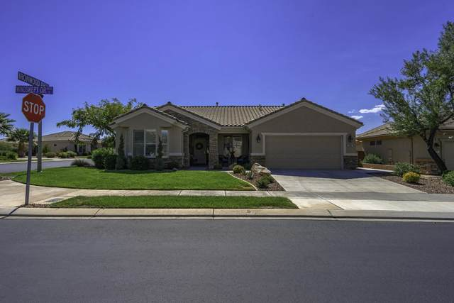 1565 Windswept Dr, St George, UT 84790 (MLS #20-216954) :: Langston-Shaw Realty Group