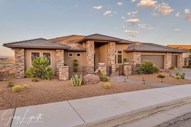 851 S 5 Sisters Dr, St George, UT 84790 (MLS #20-216964) :: The Real Estate Collective