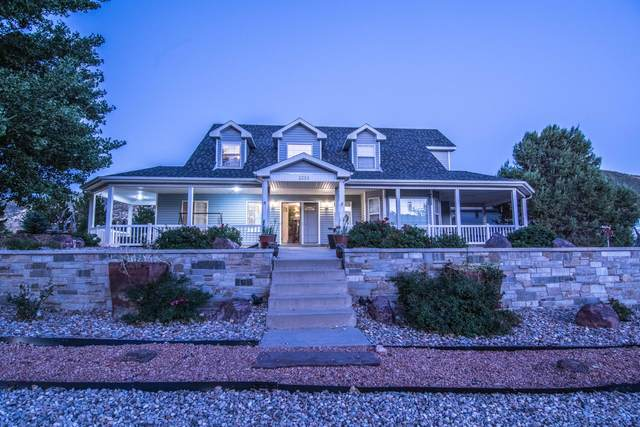 2281 S Old Hwy 91, New Harmony, UT 84757 (MLS #20-217013) :: Kirkland Real Estate | Red Rock Real Estate