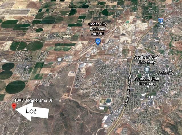 1095 S Panorama Dr, Cedar City, UT 84720 (MLS #20-217074) :: Red Stone Realty Team