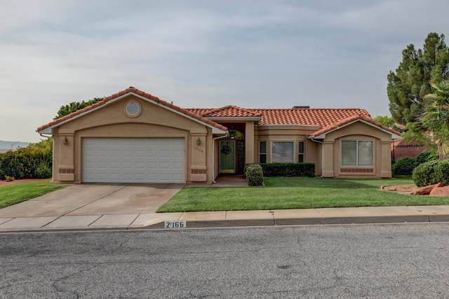 2166 E 10 S, St George, UT 84790 (MLS #20-217089) :: Red Stone Realty Team
