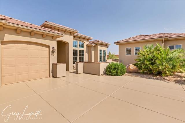 1348 W Wild Sage Dr, St George, UT 84790 (MLS #20-217102) :: The Real Estate Collective