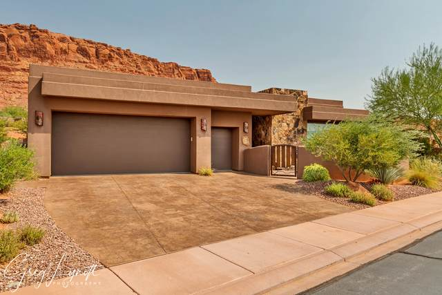 2336 W Entrada #25, St George, UT 84770 (MLS #20-217106) :: Langston-Shaw Realty Group