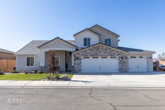 2774 S 3480 W, Hurricane, UT 84737 (MLS #20-217116) :: The Real Estate Collective
