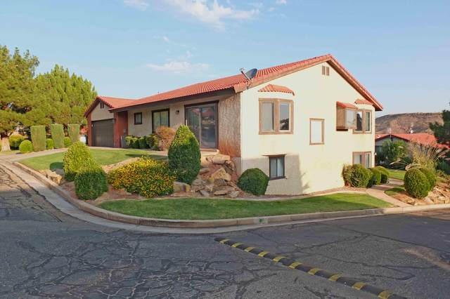 2150 S Balboa Way #9, St George, UT 84770 (MLS #20-217131) :: Diamond Group