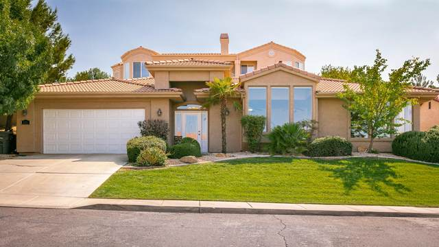 2158 Balboa Way, St George, UT 84770 (MLS #20-217132) :: The Real Estate Collective