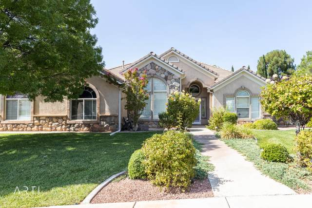243 Crescent Cir, St George, UT 84770 (MLS #20-217136) :: Red Stone Realty Team