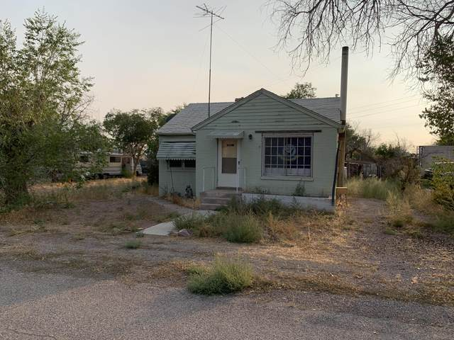 63 N Main St, Modena, UT 84753 (MLS #20-217140) :: The Real Estate Collective