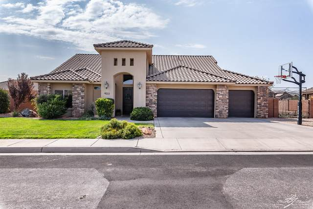 4037 W 2440 S, Hurricane, UT 84737 (MLS #20-217152) :: The Real Estate Collective