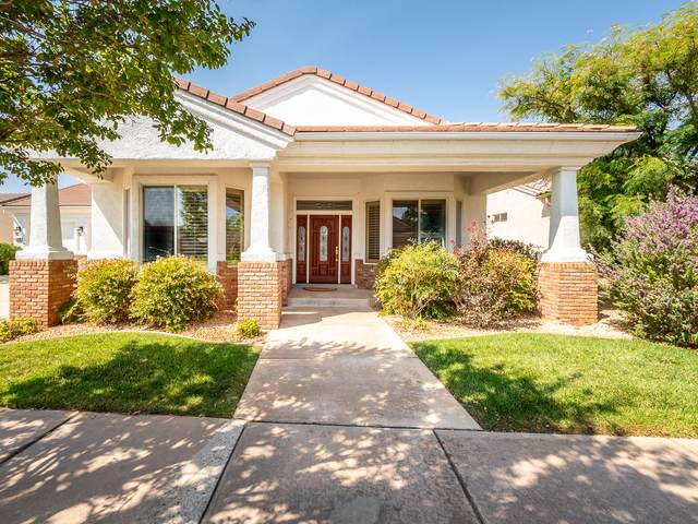 1866 Wide River Dr, St George, UT 84790 (MLS #20-217161) :: Langston-Shaw Realty Group