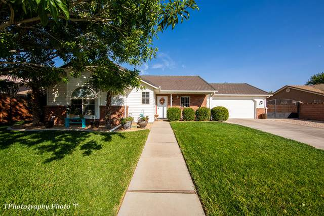 1123 Red River Rd, Washington, UT 84780 (MLS #20-217196) :: Langston-Shaw Realty Group