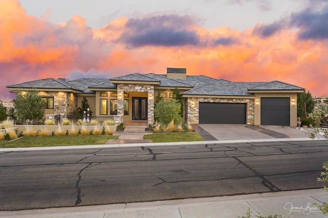 198 N Cliffside, Washington, UT 84780 (MLS #20-217207) :: Team SURGE @ KW St. George