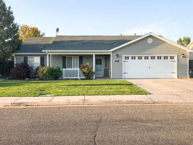 4188 W 200 N, Cedar City, UT 84720 (MLS #20-217265) :: Team SURGE @ KW St. George