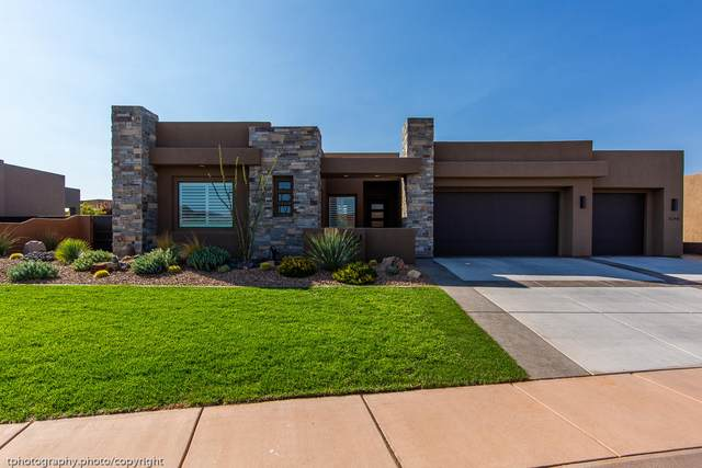 3298 S Red Rock Way, Hurricane, UT 84737 (MLS #20-217270) :: The Real Estate Collective