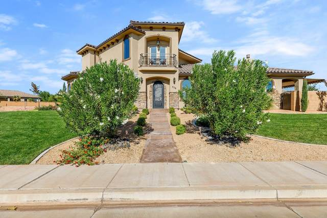 378 N Northstar, St George, UT 84770 (MLS #20-217284) :: Team SURGE @ KW St. George