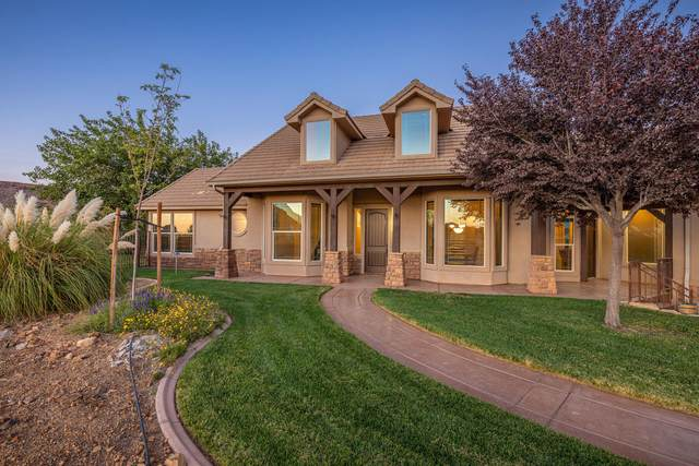 2515 E Washington Dam Rd, Washington, UT 84780 (MLS #20-217445) :: Team SURGE @ KW St. George