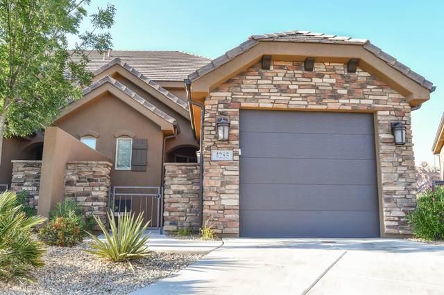 4283 Razor Ridge Dr, Washington, UT 84780 (MLS #20-217504) :: Staheli Real Estate Group LLC
