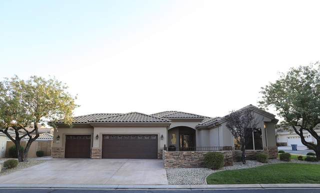 1760 W Sunkissed Dr, St George, UT 84790 (MLS #20-217509) :: eXp Realty
