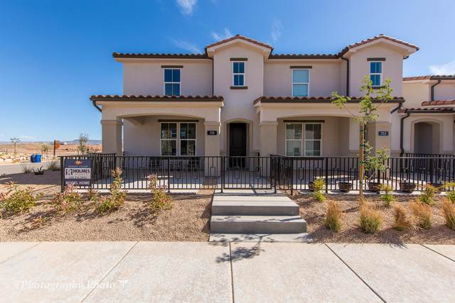 762 W Sunfire Ln #73, St George, UT 84790 (MLS #20-217530) :: Red Stone Realty Team